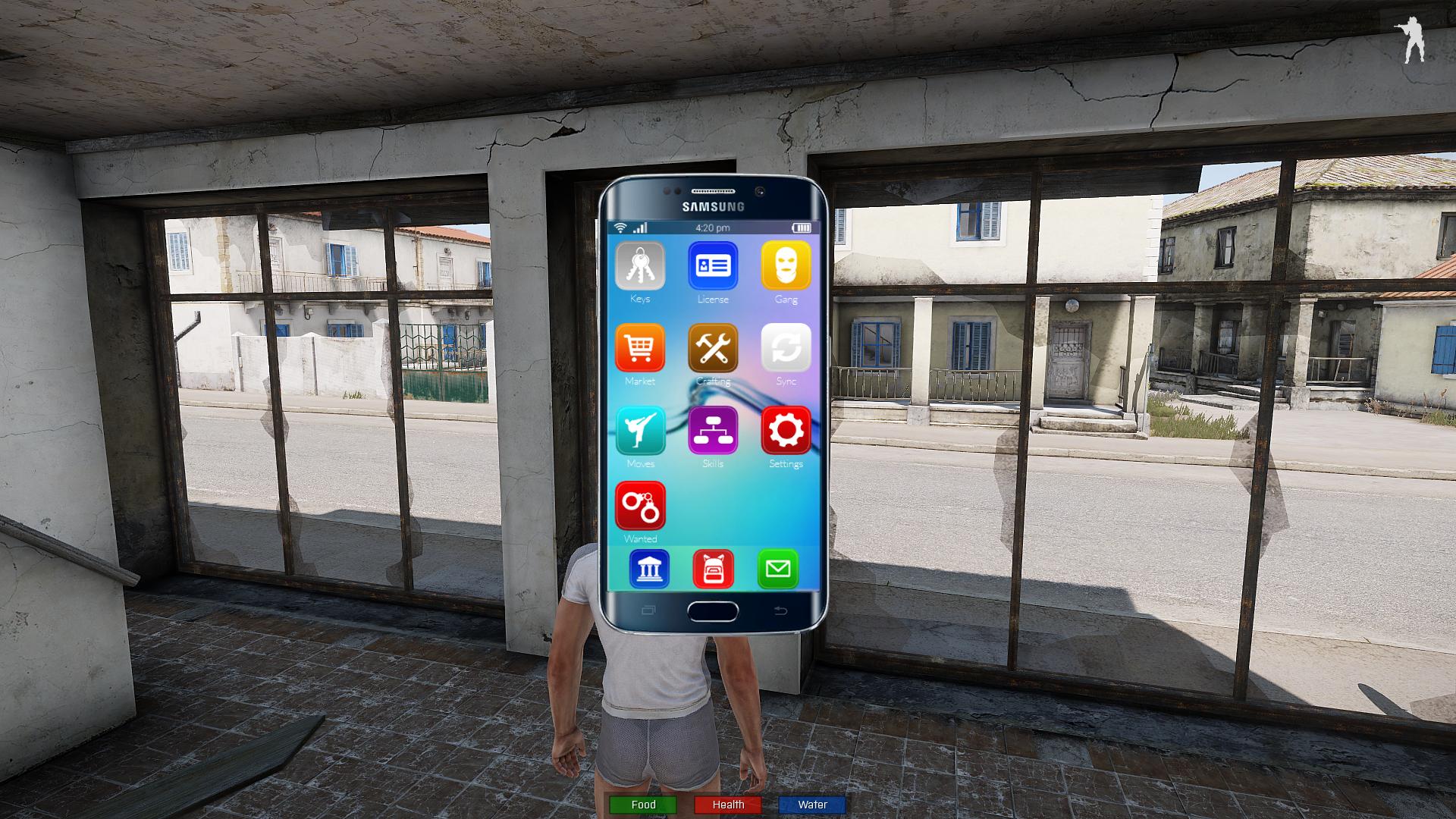 Samsung Y-Menu Phone - CUSTOM - General Discussion - Altis